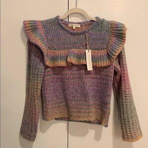 Love shack fancy yumi pullover